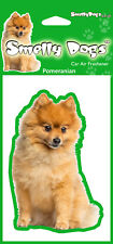 Pomeranian Breed of Dog Fragrant Air Freshener Perfect Gift