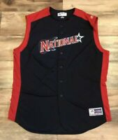 2019 MLB All Star Game Majestic National League Baseball Jersey Vest 44 LARGE
