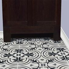 SomerTile 7.75x7.75-inch Thirties Vintage Ceramic Floor And Wall Tile (Case Of