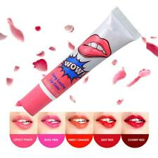 Magic Lip Gloss Waterproof Long Lasting Peel Off Mask Tattoo stick Watermelon UP