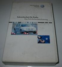 VHS Video VW Fahrsicherheit Training für Profis Das Fahrsicherheitstraining!