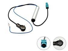 pc5-136 Radio CD stéréo amplifié FAKRA ANTENNE ISO Adaptateur câble prise pour