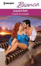 El Regreso De Una Esposa: (The Return of a Wife) (Harlequin-ExLibrary
