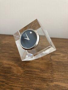 Movado Desk Clock