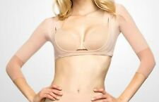 SPANX ARM-BELIEVABLE ARM SHAPERS NWT SIZE X LARGE NUDE QVC