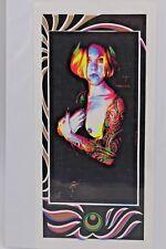 Year End Naked 1996 Mark Arminski Handbill Flyer