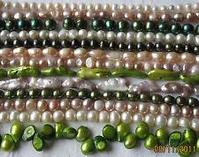 3 Strings of Large Fresh Water Pearls
