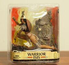 Spawn Age of Pharoahs Series 33 Warrior Isis Action Figure McFarlane Toys