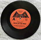 """Band Of The Black Watch, Scotch On The Rocks, Let's Go To Jersey, 7"""" 45rpm (14)"""