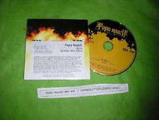 CD Metal Papa Roach - Burn (1 Song) Promo ELEVEN SEVEN