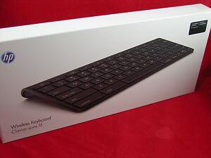New HP Genuine Official BLUETOOTH Wireless Keyboard