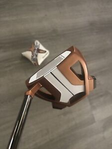 "Taylormade Spider X Putter 34"" Copper"
