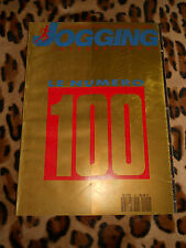 Jogging international n° 100, 1992, magazine du plaisir de courir et de la forme