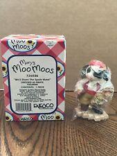 "Enesco Mary's Moo Moos ""We'll Share The Spoils Mate!"" Pirate Halloween  726036"