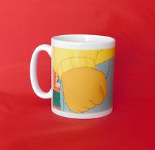 Arthur Poing Meme Émission Télé Inspiré Mug Tasse à Café 284ml