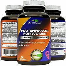 Female Enhancement Pills - Bigger Booty Butt Enhancer Breast Enlarge Supplement