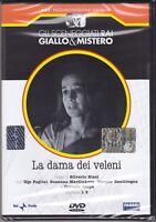 Dvd Sceneggiati RaiI «LA DAMA DEI VELENI» con Ugo Pagliai completa 1979