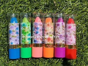 Amuse Mood Color Changing Magic Lipstick with Aloe Vera *US SELLER* 6 PCs!