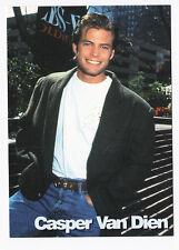Casper VAN DIEN carte postale n° PC 8837 éditée en 1999