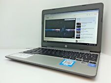 "HP Chromebook 11-V010NR 11.6"" Intel N3060 2.48GHz - 4GB 16GB eMMC HD400 BlueToot"