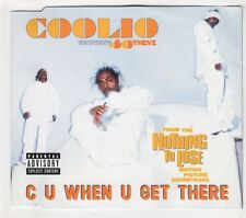 (GX222) Coolio ft 40Thevz, C U When U Get There - 1997 CD