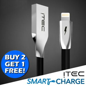 For iPhone 13, 13 Pro, Pro Max, Mini USB Data Sync Charger Charging Cable Lead
