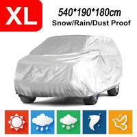 Full Car Cover for Car Van Truck WaterProof In Out Door Dust UV Ray Rain Snow