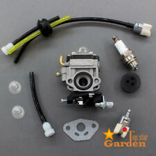 Carburetor for 22.5cc 23cc ZENOAH G23LH & G2D Goped Engine 62100-81010 Fuel Line