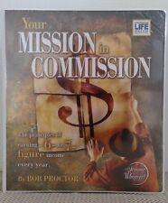 Bob Proctor Sales / Commission Development (Brand New in Cello)