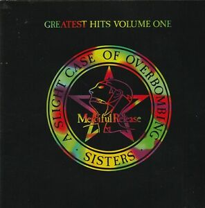 The Sisters Of Mercy A Slight Case Of Overbombing Greatest Hits Volume One 1 CD