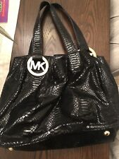 1805657fba4b Michael Kors Snakeskin Bags & Handbags for Women for sale | eBay