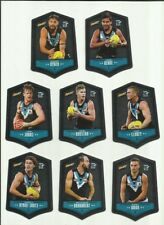 2018 select FOOTY STARS DIECUT PORT ADELAIDE TEAM SET 8 CARDS AFL DIECUTS