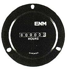 MEP002A-MEP003A Hour Meter Ruggedized