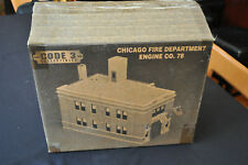 Code 3 Chicago Fire Department Wrigleyville Station Engine 78 Boxed