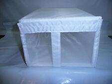 IKEA SKUBB Shoe Box  White 100% Polyester