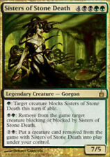 Sisters of Stone Death NM/PL Ravnica MTG Magic The Gathering Gold English Card