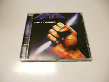 "Axton ""Like a Thunder"" 1995 cd reissued 2015  Frog records"