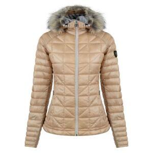 Womens Dare2b Endow II Jacket Champagne Gold
