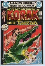 KORAK, SON OF TARZAN #47 - DC - Kubert