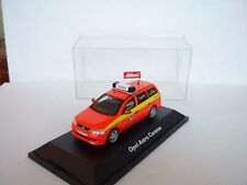 1:43 Schuco Vauxhall / Opel Astra Station Wagon Feuerwher Germany M Box Rare!!