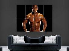 Iron Mike Tyson Leyenda De Boxeo Póster pared arte Foto impresión grande gigante enorme