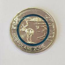 5 Euro Gedenkmünze 2020 Deutschland Subpolare Zone Prägestätte D München