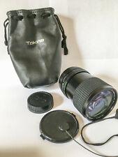 Minolta MD Mount 28-85mm Zoom Lens f/3.5-4.5 Tokina AT-X