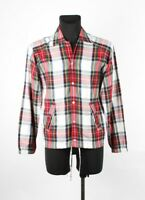 Stussy Men Light Jacket Over Shirt Size S