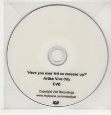 (GS943) Viva City, Have You Ever Felt So Messed Up? - DJ DVD