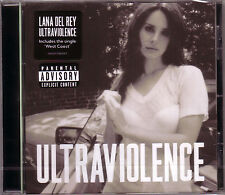 CD (NOUVEAU!). Lana Del Rey-ULTRAVIOLENCE (West Coast Shades of Cool mkmbh