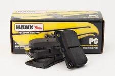 HAWK 1995-1999 BMW M3 E36 PERFORMANCE CERAMIC STREET FRONT BRAKE PADS