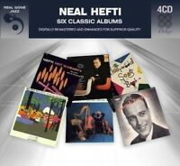 NEAL HEFTI - 6 CLASSIC ALBUMS  4 CD NEW