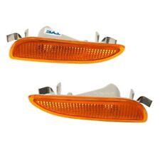 Left & Right Turn Signal Light Kit TYC For: Mercedes W209 CLK320 CLK500 CLK55