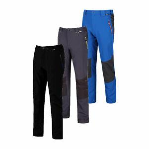 Regatta Questra Mens Ripstop Knee Panel Softshell Walking Trousers RRP £80
